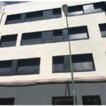 Detalle. Fachada Final Edificio