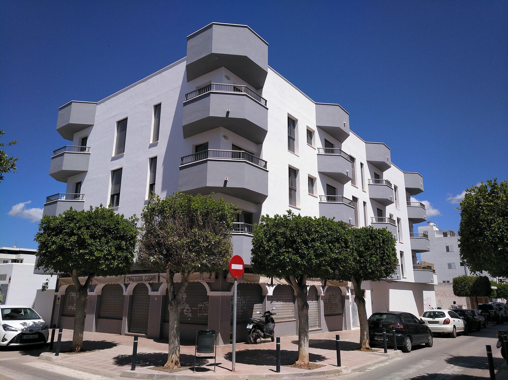 SEguro Decenal Edificio Viviendas Ibiza